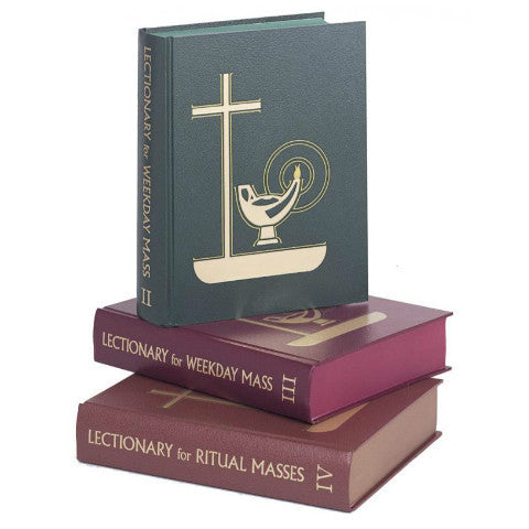 Lectionary for Weekday Masses Pulpit Edition Complete Set - No. 95/S