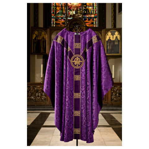101-0920 Alpha Omega Chasuble