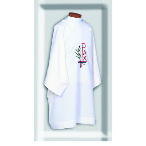 D868 Washable Dalmatic