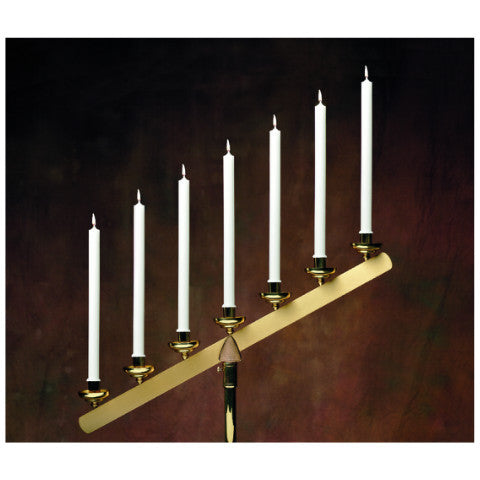 Emkay Beeswax Altar Candles Traditional Sizes