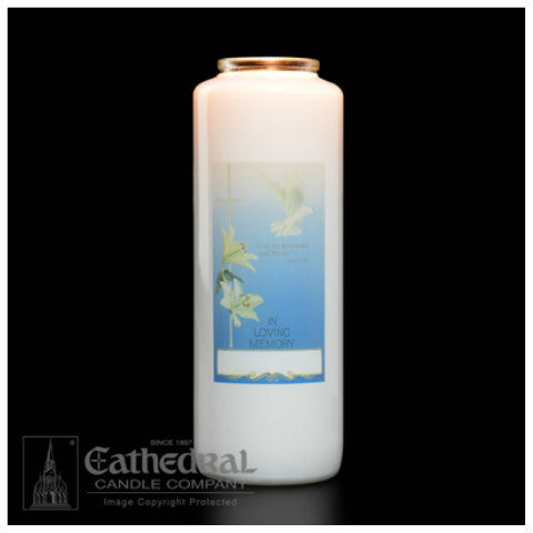 All Souls' Day Candle