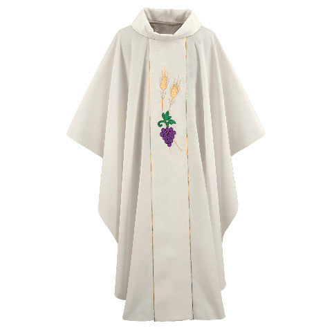 Cream Chasuble G64114A4A