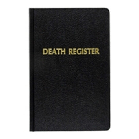 Death Register - Small Edition