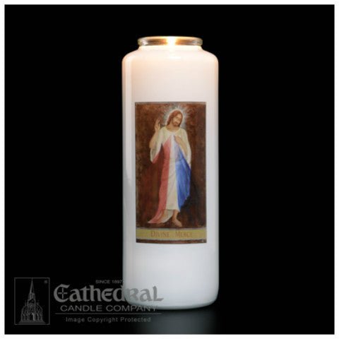 Divine Mercy Sacred Image Lights and Globes