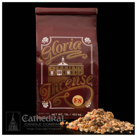 Gloria F8 Incense