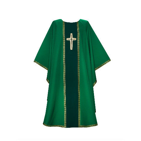 Green Chasuble G65705A