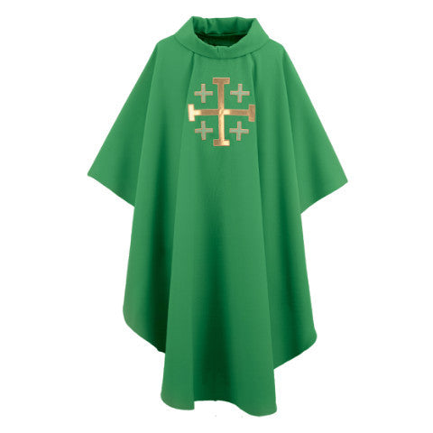 Green Chasuble G64275A