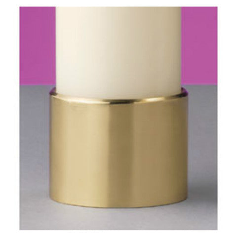 Solid Brass Sockets for Oil Candle Shells