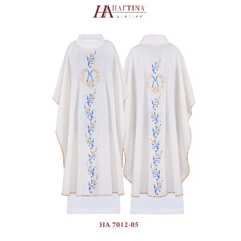 HA 7012-05 Marian Chasuble