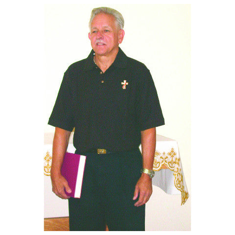 Clergy Cotton Polo Shirts