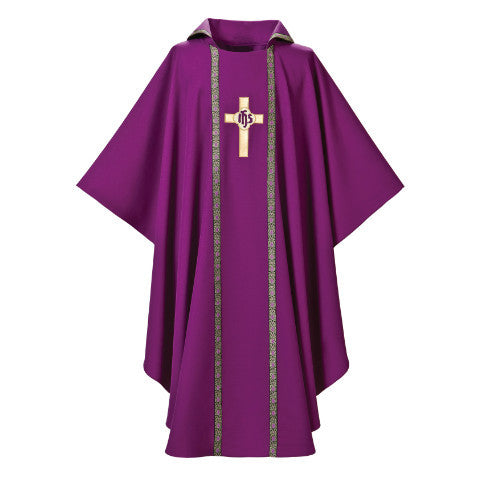 Purple Chasuble G70647A
