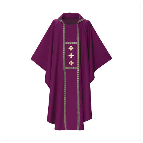 Purple Chasuble G65777A