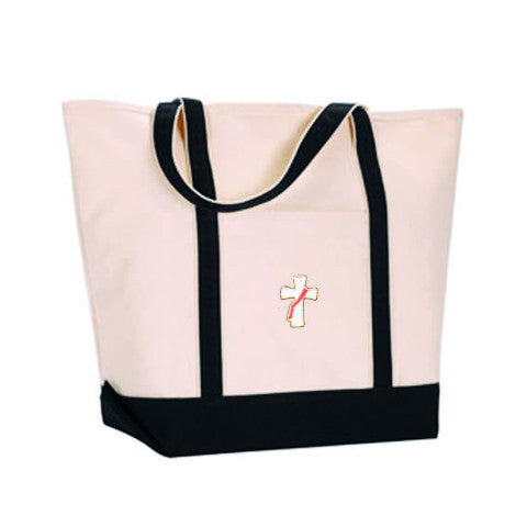 X-Large Tote with Pocket