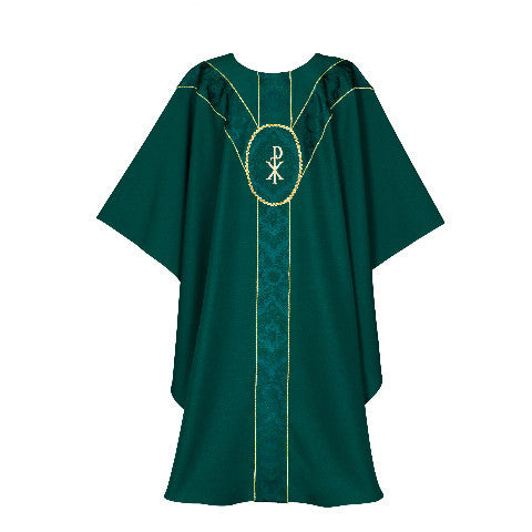 Hunter Chasuble with Hunter Banding