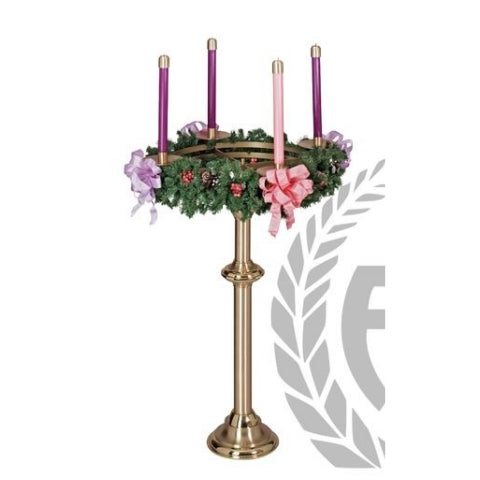 1937 Advent Wreath