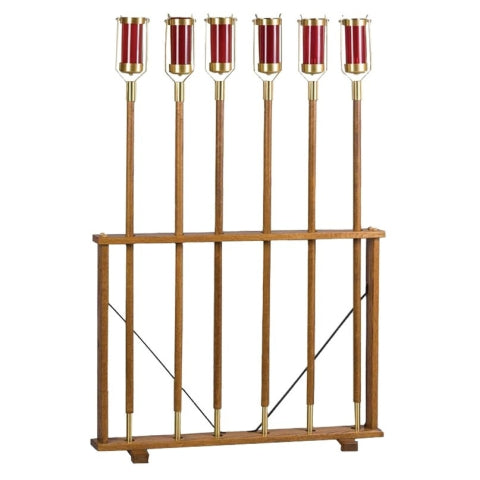 3956 Processional Torch Stand
