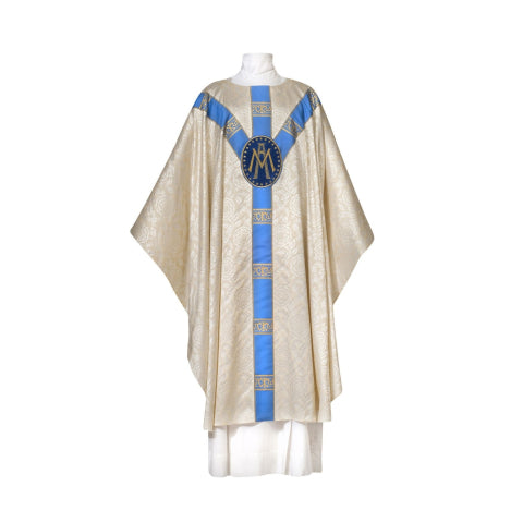 101-0925 Ave Maria Chasuble