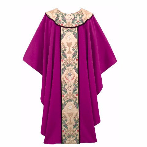 Purple Chasuble G68157A