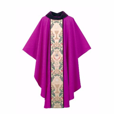 Purple Chasuble G68187A