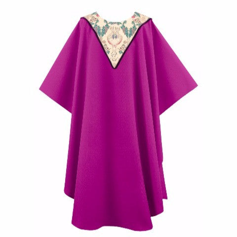 Purple Chasuble G68397A