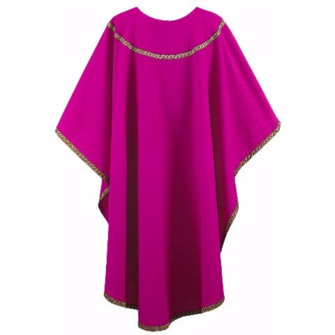 Purple Chasuble G69307A