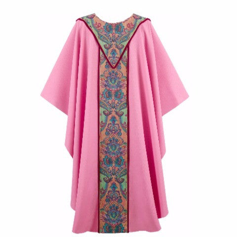 Rose Chasuble G6923RA