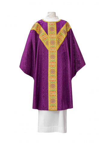 101-9062 Sanctus Collection Chasuble