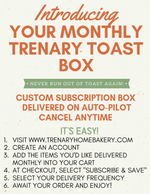 Trenary Toast Subscription Boxes Available!