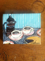 Watch a U.P. Artist Paint on Saturday June 23rd at the Trenary Home Bakery!!