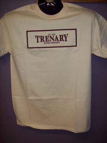 Trenary Home Bakery Logo T-Shirt