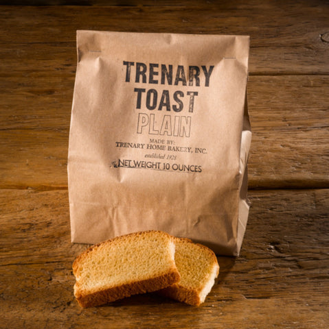 Plain Trenary Toast