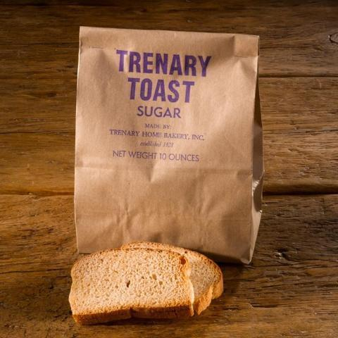 Sugar Trenary Toast