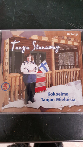 CD of Old Finnish Songs