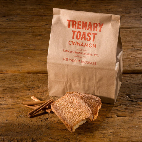 Cinnamon Trenary Toast