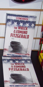 The wreck of the Edmund Fitzgerald