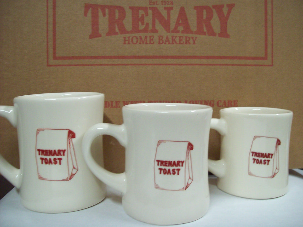 Trenary Home Bakery Diner Mugs