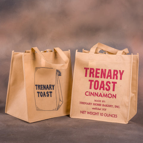 Trenary Toast Tote Bag