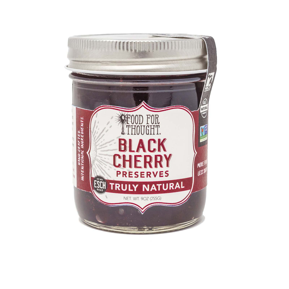 Black Cherry Preserves