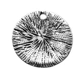 Add-A-Charm Antique Silver Stamped