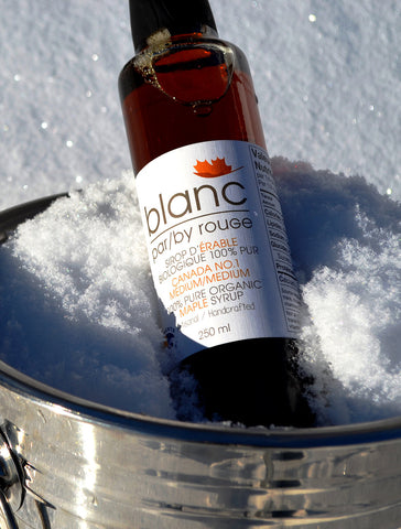 Blanc Maple Syrup