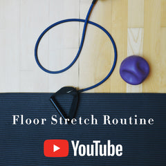 Floor Stretch Routine