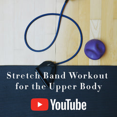 Pilates Stretch Band Workout for the Upper Body