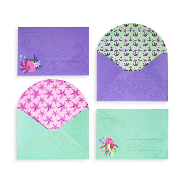 Mermaids Stationery Kit