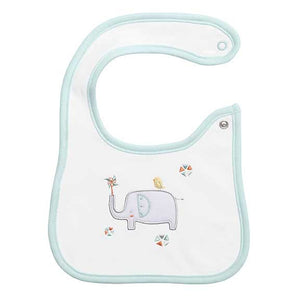 You've Got a Friend in Me Elephant bib and burp set