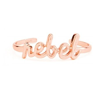 ban.do rose gold it girl cuff, rebel