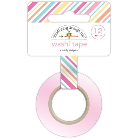 Candy Stripes Washi Tape
