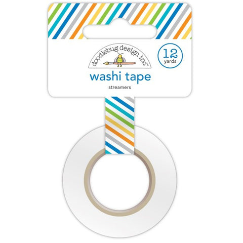 Streamers Washi Tape