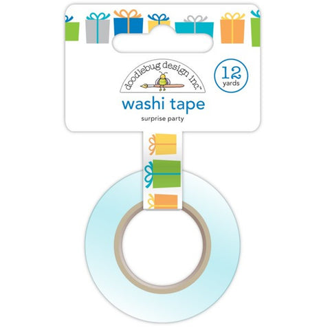 Surprise Party Washi Tape