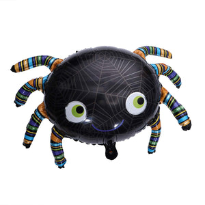 large smiling spider balloon