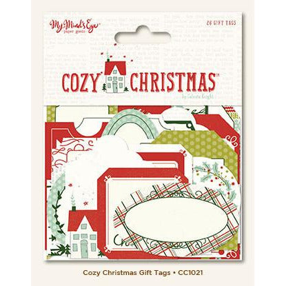 Cozy Christmas Gift Tags